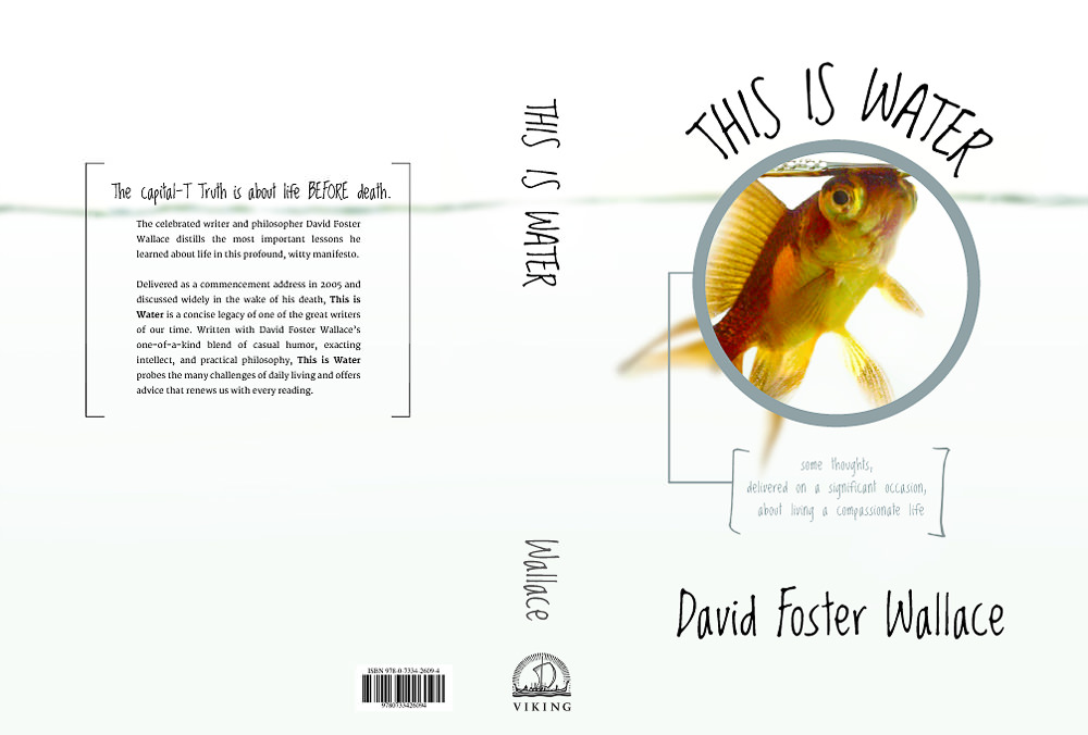 This is Water book cover
