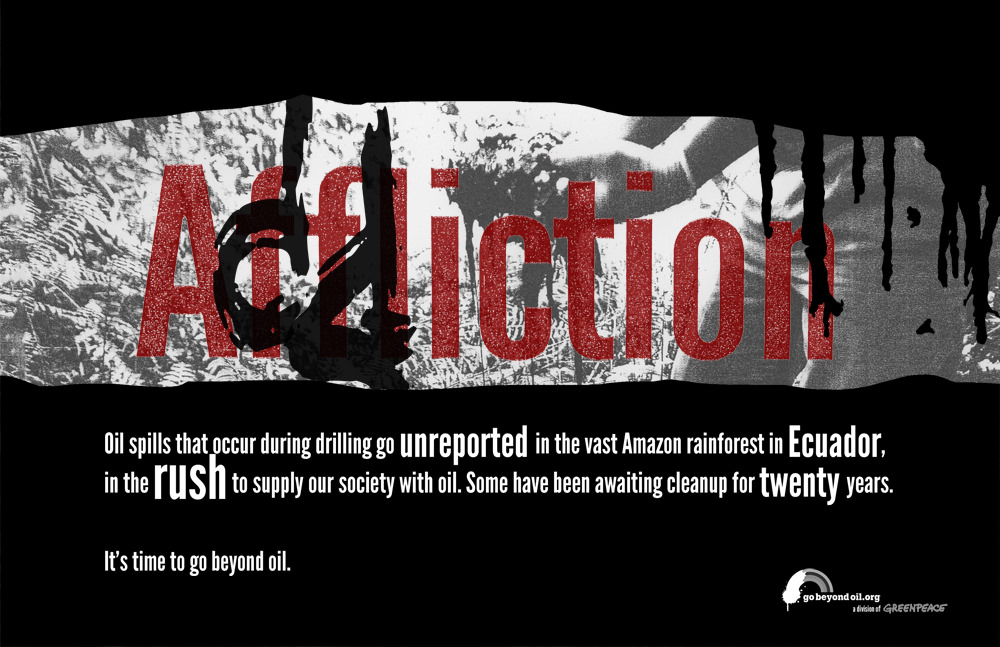 Affliction Addiction poster