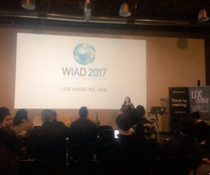 World IA Day Los Angeles 2017